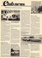 Thoroughbred and Classic Cars March 1984